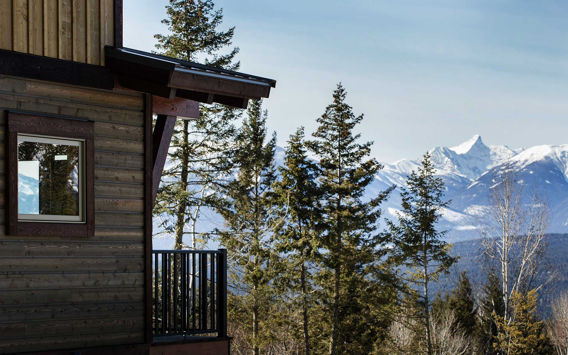 STW Home Builders - Elk Park Ranch Estates - Radium BC