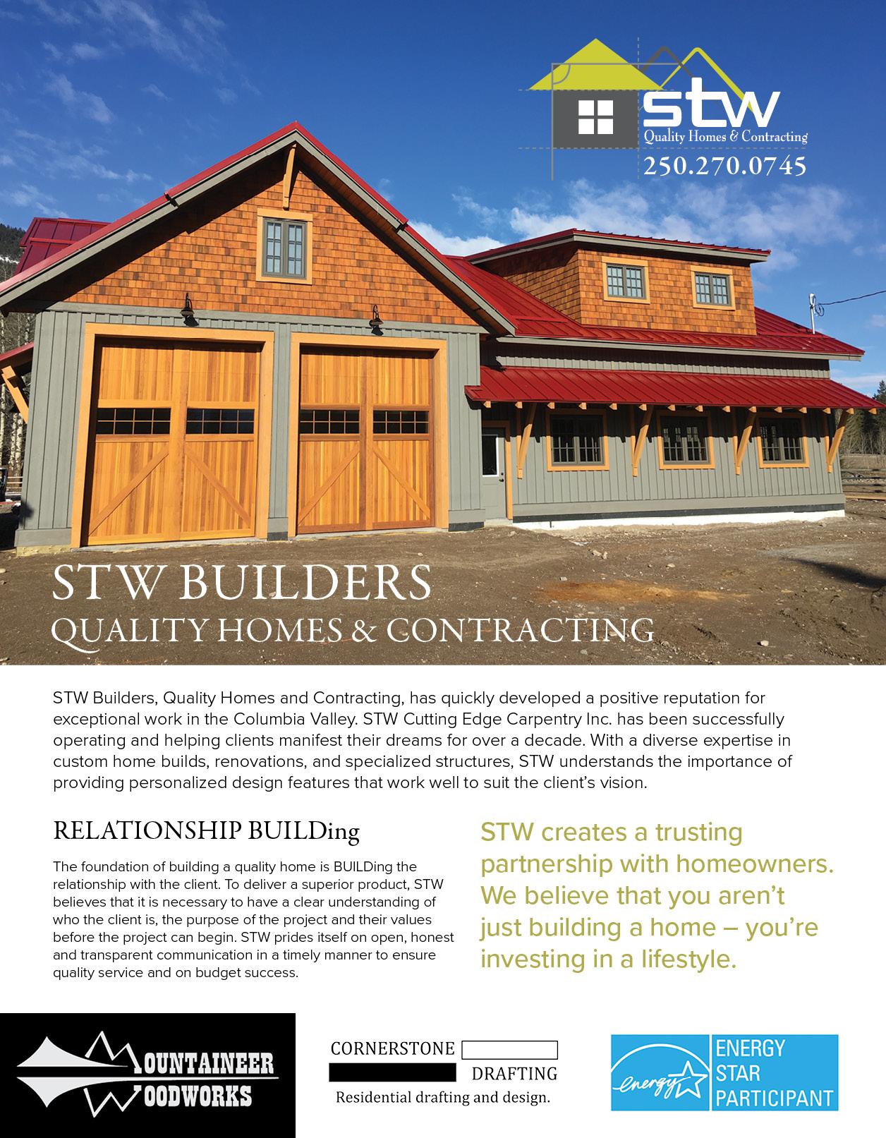 STW Builders - Invermere